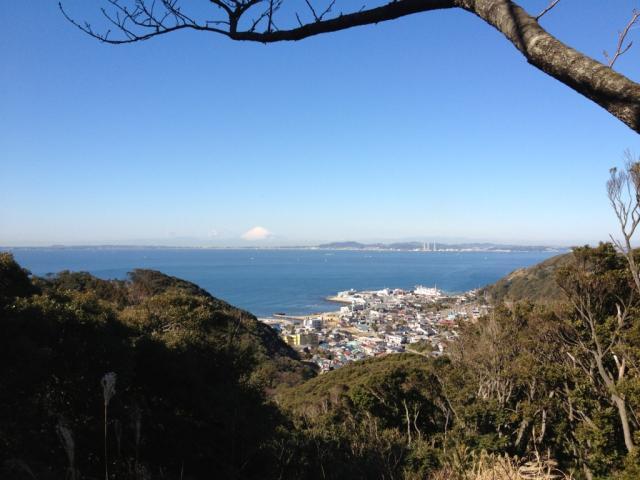 関東ふれあいの道(東京湾を望むみち)