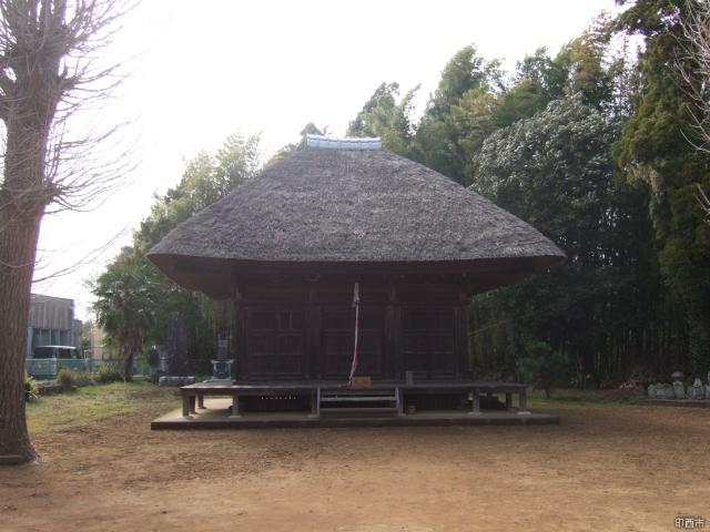 泉福寺薬師堂