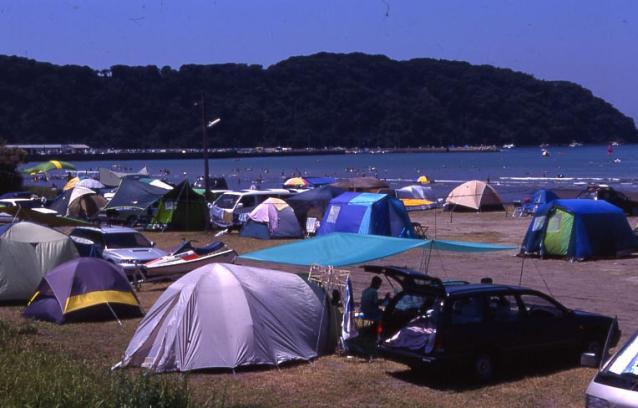 【2021年不開設】多田良北浜海水浴場