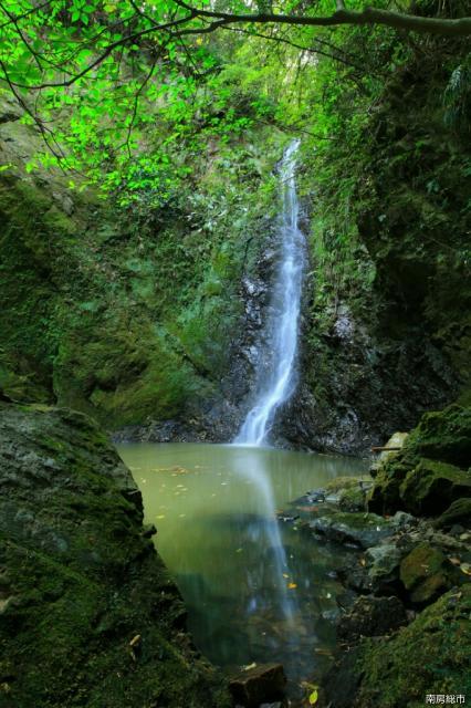 花嫁街道と黒滝、向西坊入定窟散策コース