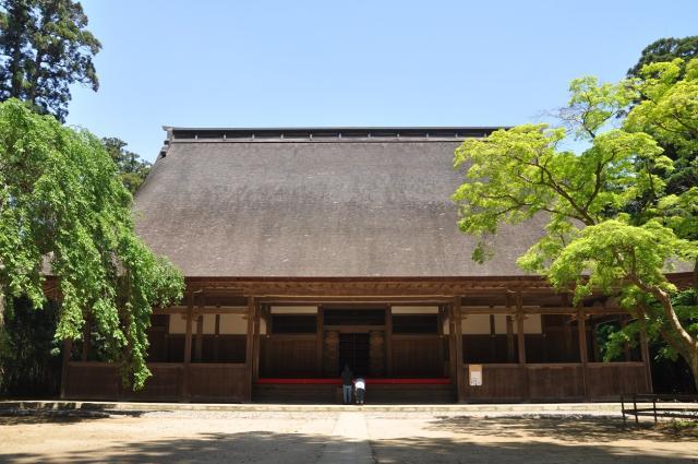 飯高寺(飯高檀林跡)