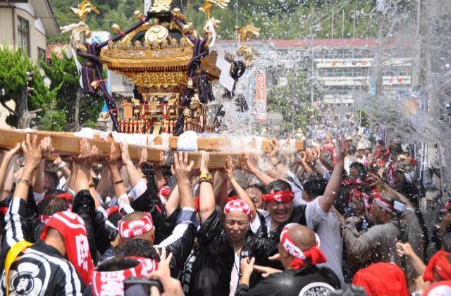 【2020年中止】八重垣神社祇園祭