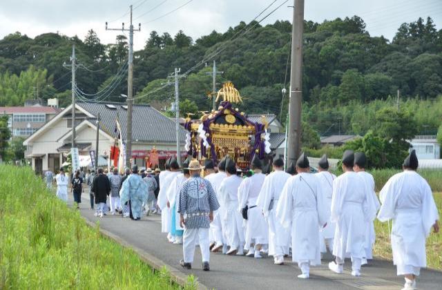 【2020年中止】富谷・愛宕神社祭礼