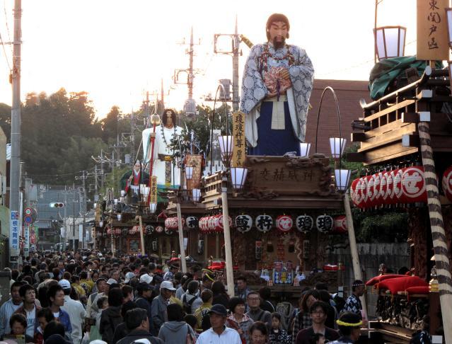 佐原の大祭 秋祭り