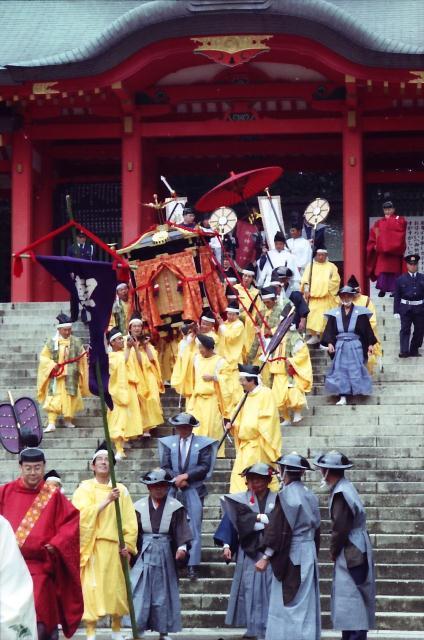 神幸祭(千葉県香取市)