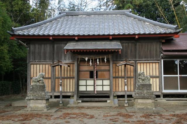 本須賀八坂神社