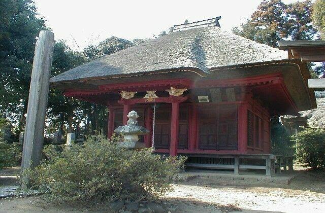 栄福寺薬師堂