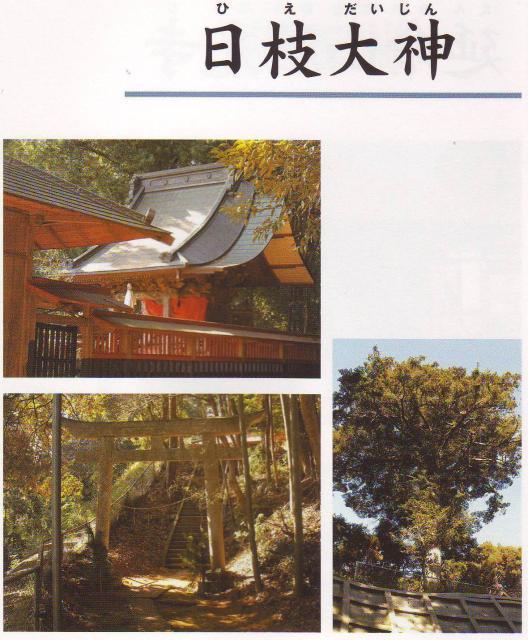 日枝大神(方田地区)