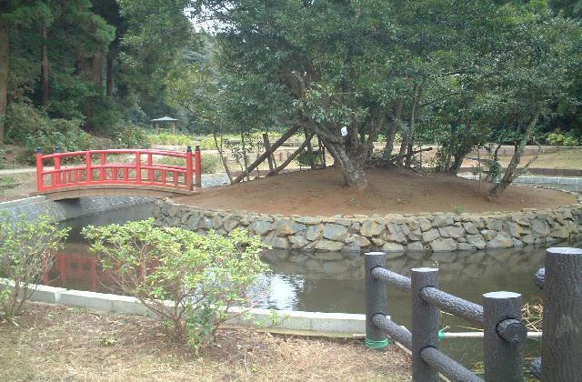 石出堰親水公園