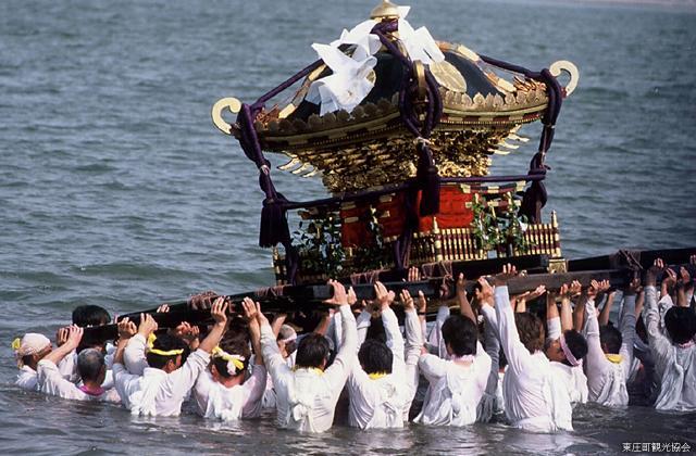 東大社春季例祭
