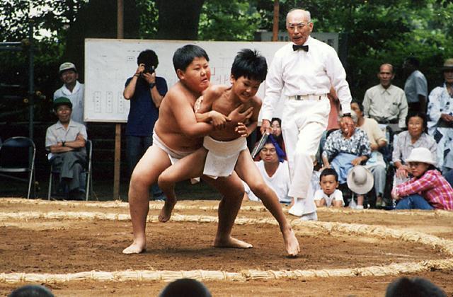 諏訪大神秋季大祭(相撲まつり)