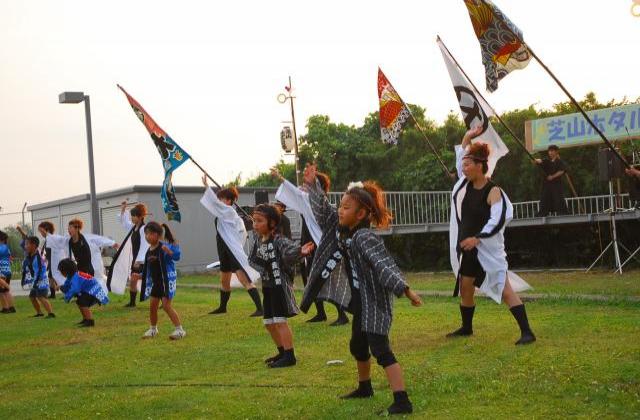 【令和2年中止】芝山ホタル夏祭