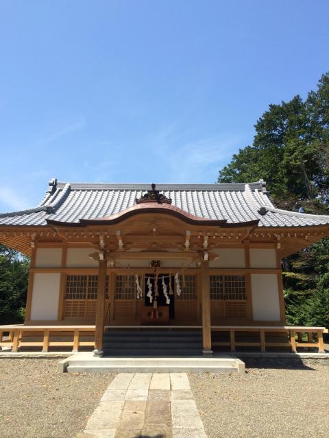春日神社(千葉県御宿町)
