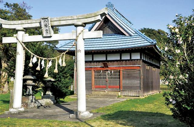 八幡神社(千葉県御宿町)