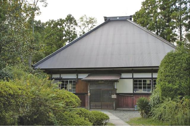 長慶寺(千葉県御宿町)