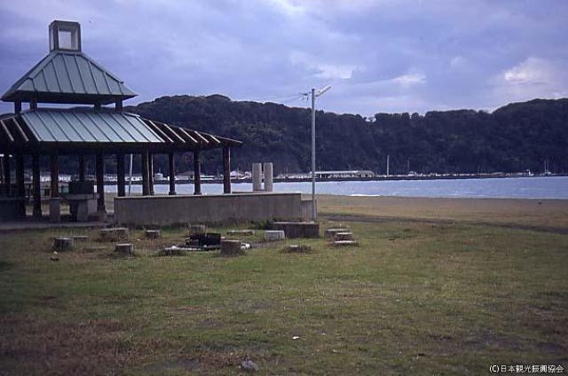 多田良海岸キャンプ場