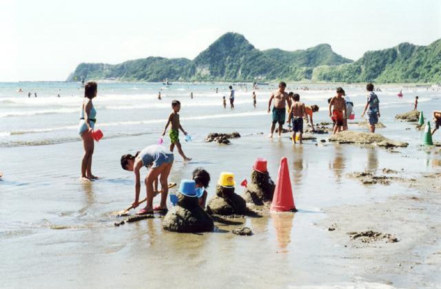 【2021年不開設】岩井海水浴場
