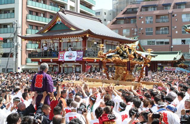 【2021年神幸祭開催中止】神田祭