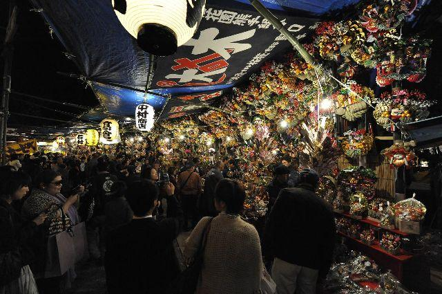 Hanazono Shrine Daitorisai festival (Shinjuku bird day)★13104ba2212054672