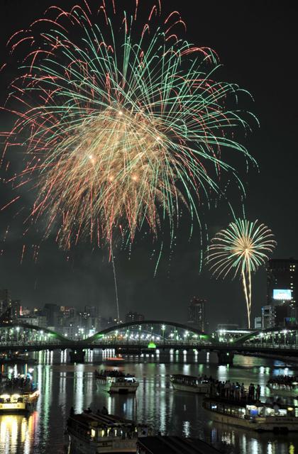 Sumida River Fireworks Display★13107ba2210027375