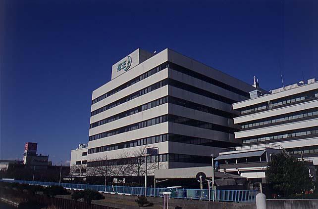 花王(株)東京工場