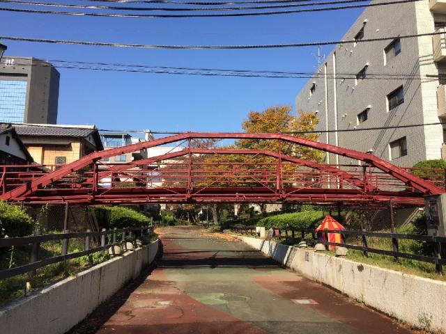 八幡橋(旧弾正橋)