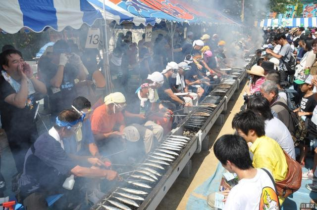Meguro inhabitant of a ward Festival