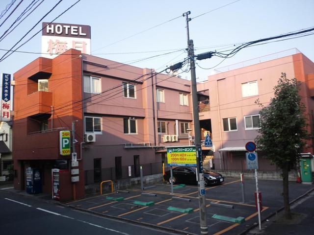 ビジネスホテル梅月