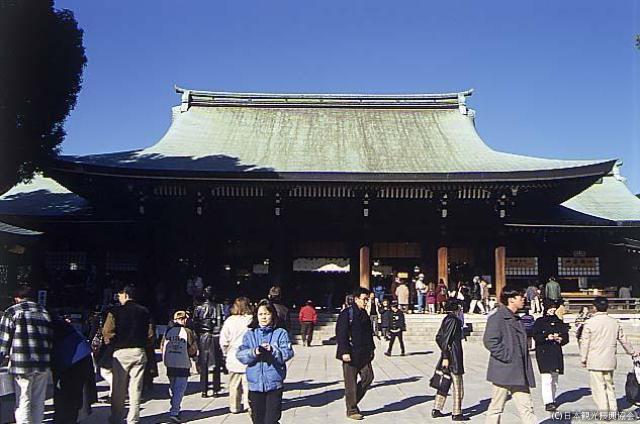 Meiji Jingu shrine★13113ag2130014473