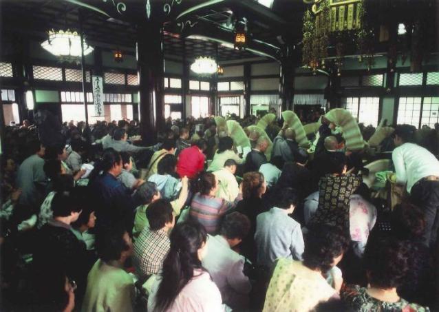 巣鴨・高岩寺 とげぬき地蔵尊例大祭