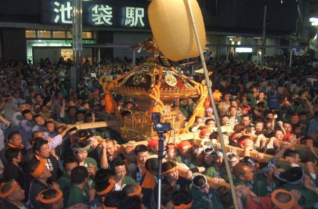 第52回 ふくろ祭り 東京よさこい
