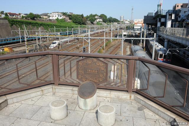 Lower passing away Bridge (train museum)