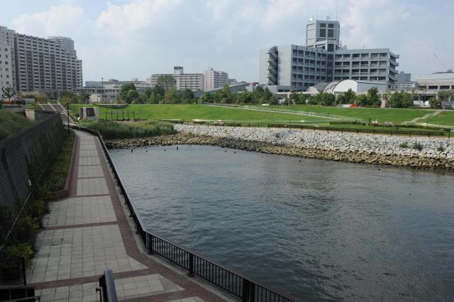 Auspicious light bridge park