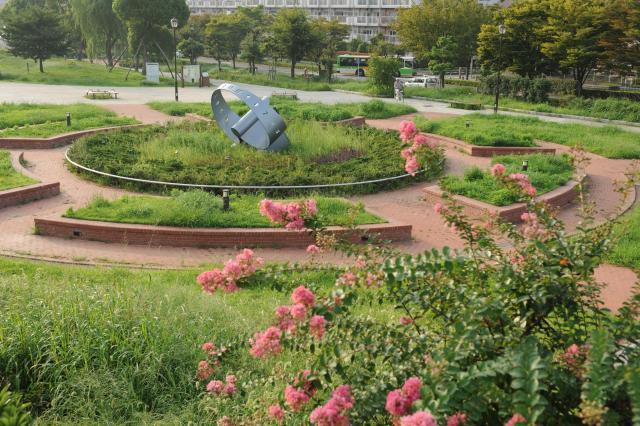 Metropolitan Shioiri park