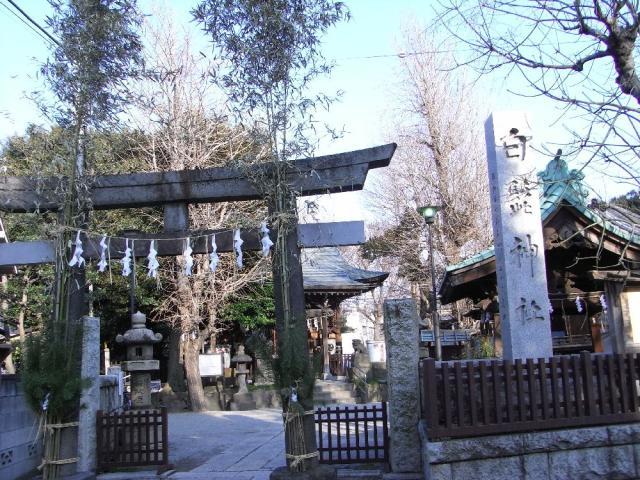 白髭神社(客人大権現)