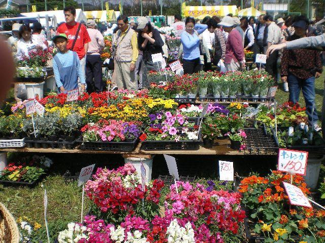 【中止】花の祭典