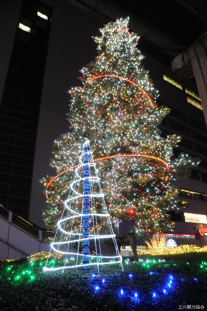 Tachikawa San-san Illumination★IV1362
