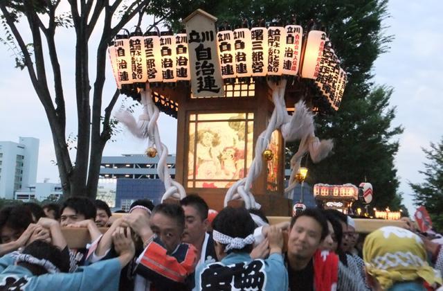 【2020年中止】立川よいと祭り