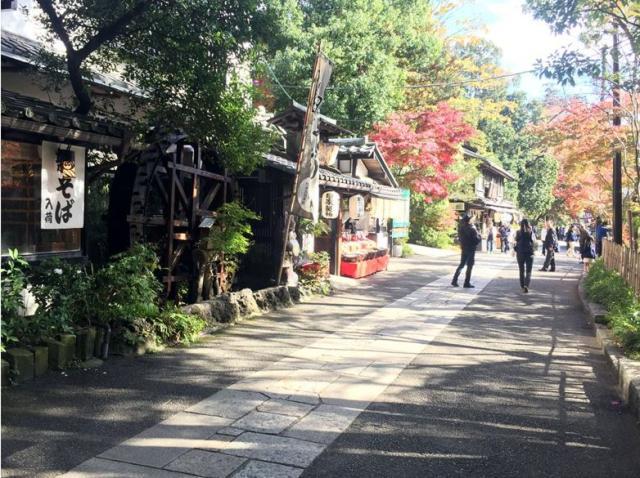The 38th Jindaiji soba Festival