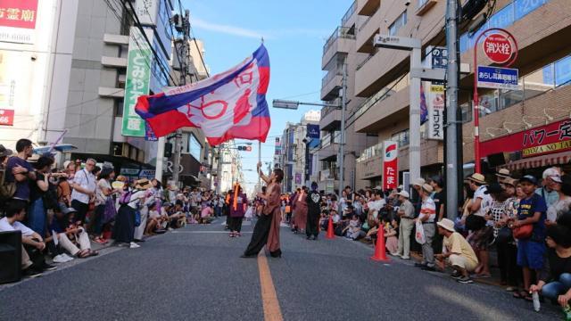 【2020年中止】調布よさこい祭り