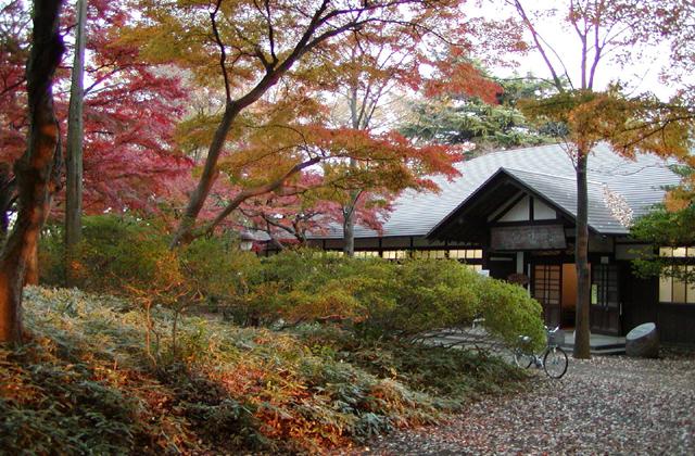 小金井市文化財センター(旧浴恩館)