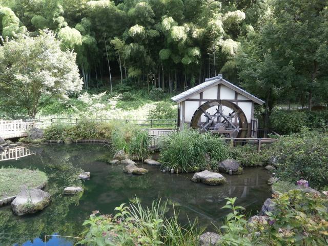 上谷戸親水公園