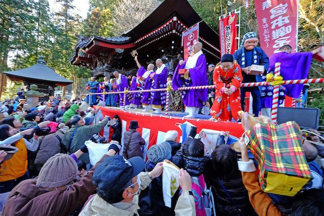 Setsubun festival, Setsubun society