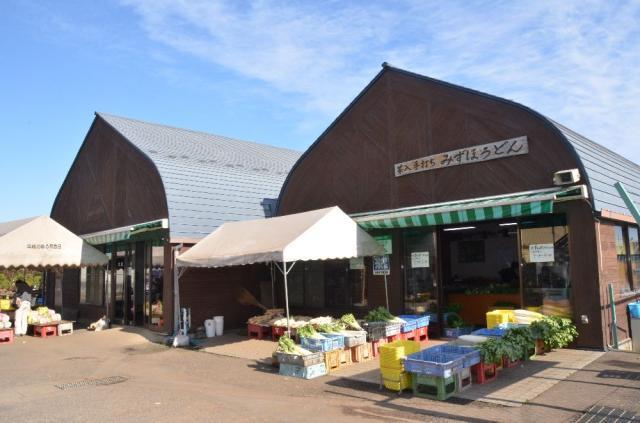 瑞穂町農畜産物直売所「ふれっしゅはうす」