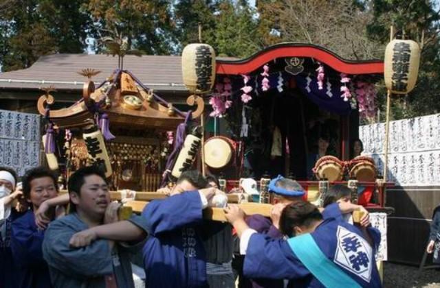 幸神神社祭礼