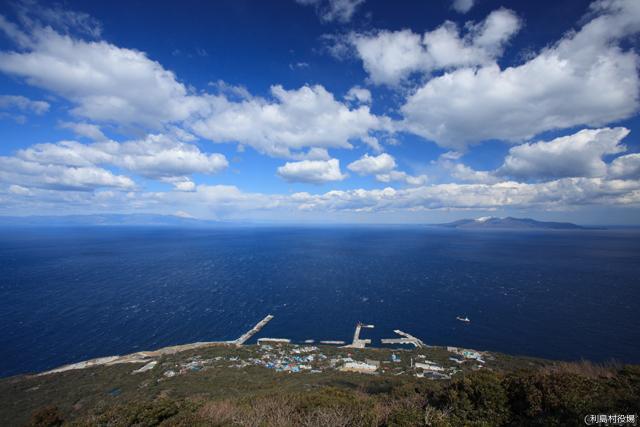 宮塚山展望台からの眺望