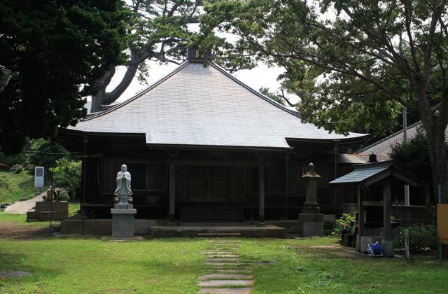 長久寺(東京都利島村)