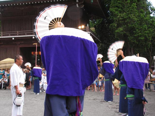 新島の大踊