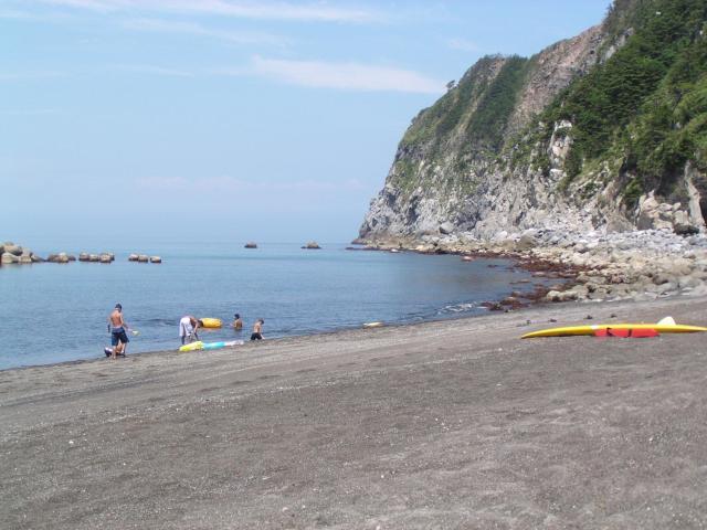 若郷前浜海水浴場
