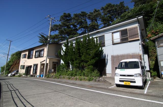民宿 鉄砲場